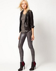 Kova &amp; T High Shine Leggings in Marble