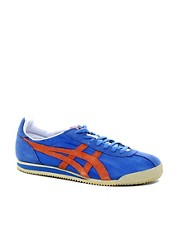 Onitsuka Tiger - Corsair - Scarpe da ginnastica stile vintage in nylon