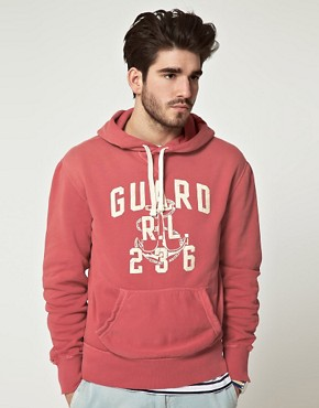 Image 1 ofPolo Ralph Lauren Hooded Sweatshirt