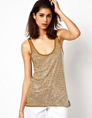 Selected Kate Embellished Tank Top