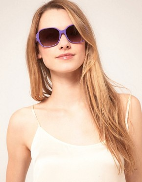 Image 3 ofTed Baker Oversized Beverly Sunglasses