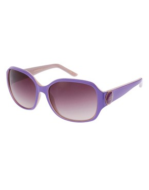 Image 1 ofTed Baker Oversized Beverly Sunglasses
