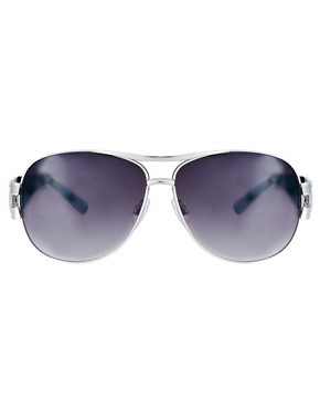 Image 2 ofRiver Island Sienna Aviator Sunglasses