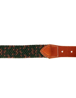 Image 2 ofFred Perry Elasticated Belt