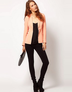 Image 4 ofA Wear Blazer Jacket