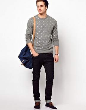 Image 4 ofASOS Spot Jumper