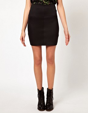 Image 4 ofVero Moda Sporty Mini Skirt