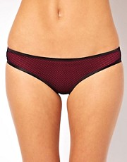 Stella McCartney Stella Mesh Bikini Brief
