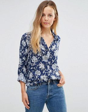 Only Eleanora Floral Shirt