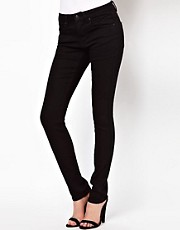 ASOS Supersoft Black Skinny Jeans