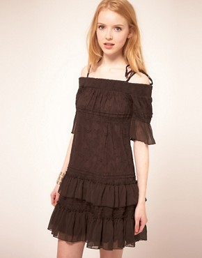 Image 1 ofFree People Off The Shoulder Dress