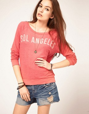 Bild 1 von Sol Angeles  Raglan-Pullover