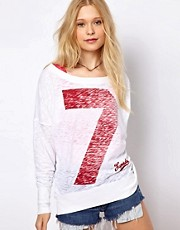 Superdry 7 Long Sleeve T-Shirt