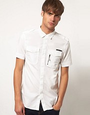 Diesel Stombol Short Sleeve Shirt