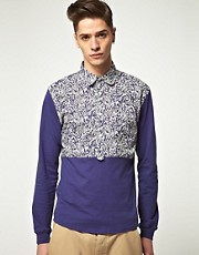 B-Store Liberty Collab Paisley Shirt