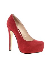 Senso Vachel Hidden Platform Court Shoe