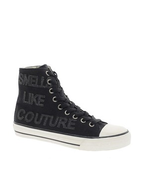 Image 1 ofJuicy Couture Evelyn High Top Sneakers