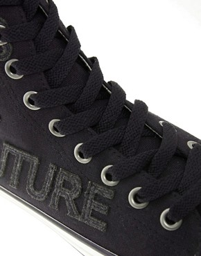 Image 2 ofJuicy Couture Evelyn High Top Sneakers