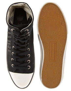 Image 3 ofJuicy Couture Evelyn High Top Sneakers