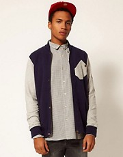 Boxfresh Varsity Jacket Haidden