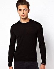 Calvin Klein Sweater Merino Wool