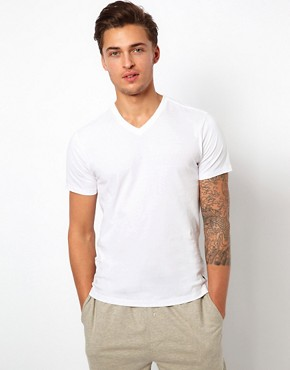 Image 2 ofPolo Ralph Lauren 2 Pack V-Neck T-Shirt