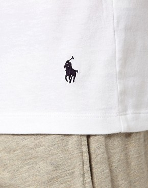Image 3 ofPolo Ralph Lauren 2 Pack V-Neck T-Shirt