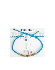 Flash Trash Girl Bondi Beach Bracelet