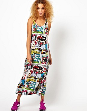 Image 1 of Joyrich Comic Adventure Maxi Dress