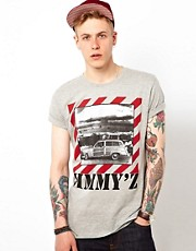 Jimmy&#39;Z T-Shirt Woody &amp; The Bomb Print