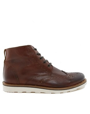 Image 4 ofRiver Island Constable Brogue Boots