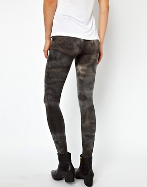 Image 2 ofVila Tie Dye Legging