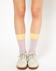 Calcetines de rayas de Happy Socks