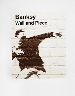 Wall & Piece Banksy Book
