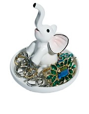 ASOS Elephant Ring Holder