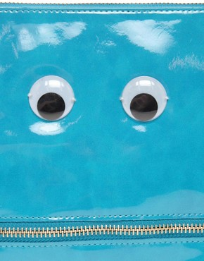 Image 2 ofASOS Googley Eye Clutch