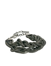 Religion Twisted Chain Bracelet