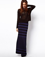 ASOS Maxi Tube with Variagated Stripe