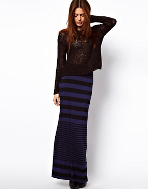 Image 1 ofASOS Maxi Tube with Variagated Stripe