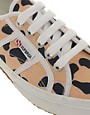 Image 2 of Superga House of Holland Collaboration Leopard Sneakers
