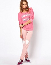 Wildfox - Lover - Pantaloni sportivi