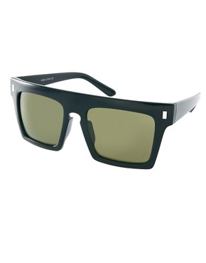 Image 1 of A J Morgan Flat Brow Sunglasses