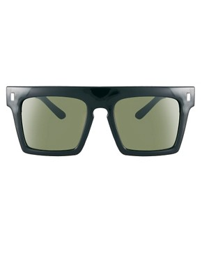 Image 2 of A J Morgan Flat Brow Sunglasses