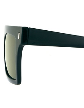 Image 4 of A J Morgan Flat Brow Sunglasses