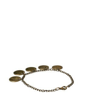 Image 2 ofTally &amp; Hoe Coin Bracelet