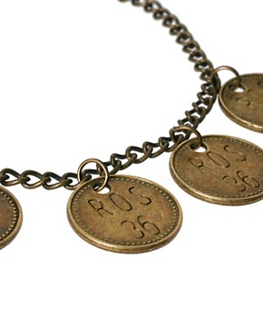 Image 4 ofTally &amp; Hoe Coin Bracelet
