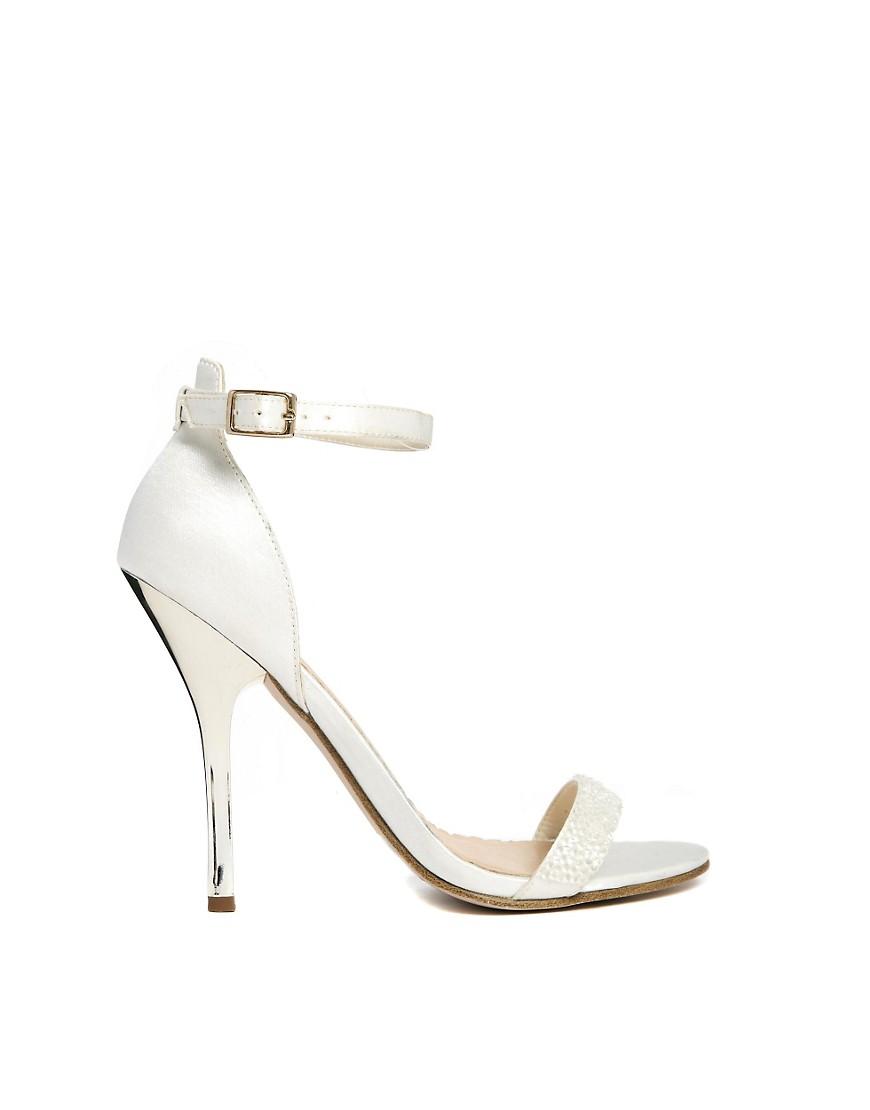 Image 1 ofASOS HONESTY Heeled Sandals
