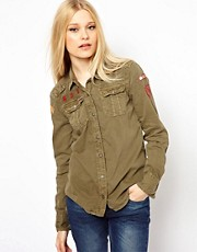 Superdry Khaki Shirt