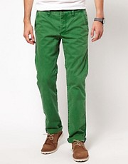 Esprit Slim Fit Chinos