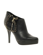Juicy Couture Zip Detail Shoe Boots